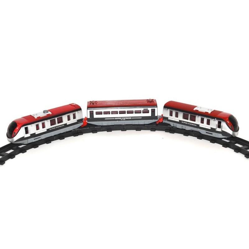 WIKY - Vlak set 308 cm na batérie