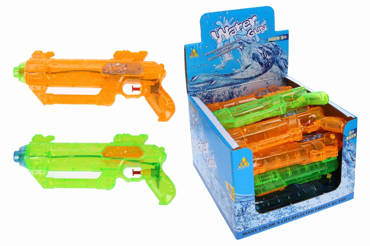 WIKY - Vodná pištoľ 27cm - modrá