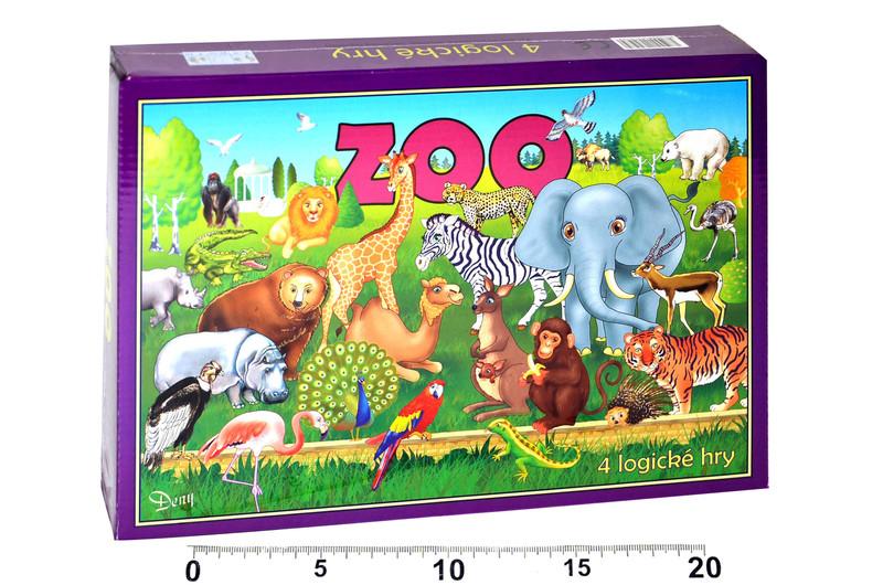 WIKY - Zoo - společenská hra
