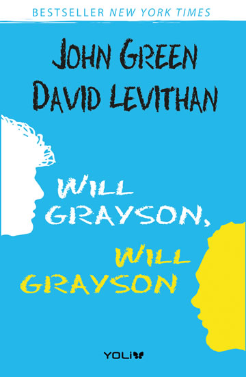 Will Grayson, Will Grayson CZ - John Green, David Levithan