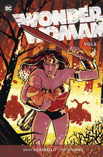 Wonder Woman 3 - Vůle - Brian Azzarello a kolektív.