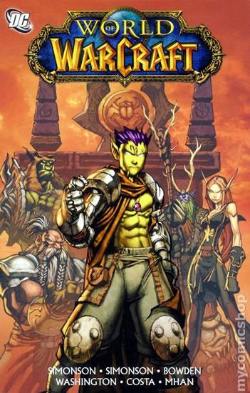 World of Warcraft 4 - Walter Simonson, Louise Simonson
