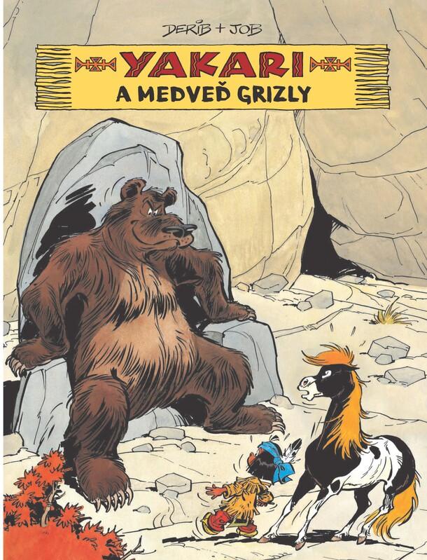 Yakari a medveď grizly (Yakari 5) - Derib, Job