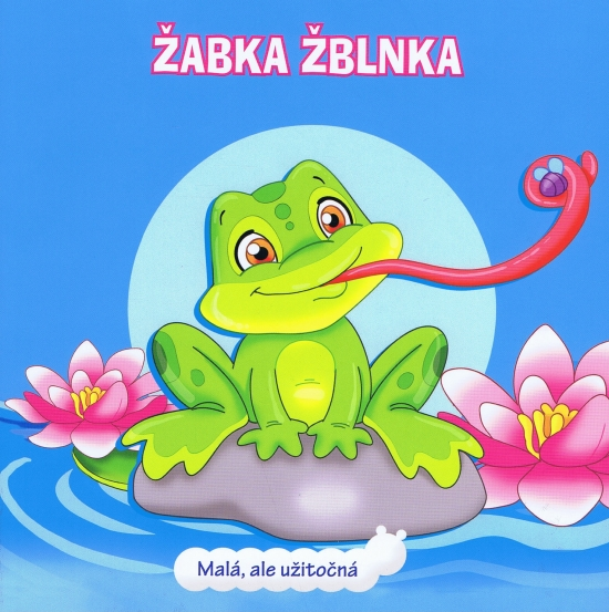 Žabka Žblnka