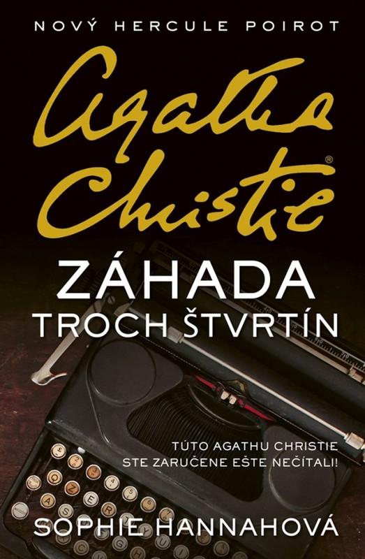 Záhada troch štvrtín (Agatha Christie) - Sophie Hannahová