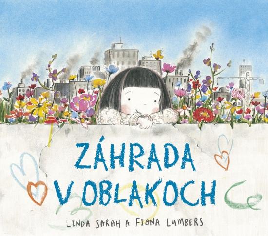 Záhrada v oblakoch - Linda Sarah, Fiona Lumbers