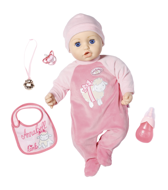 ZAPF - Baby Annabell Annabell, 43 Cm
