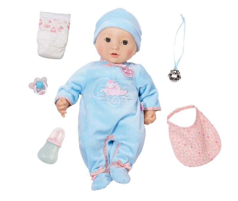 ZAPF - Baby Annabell chlapček