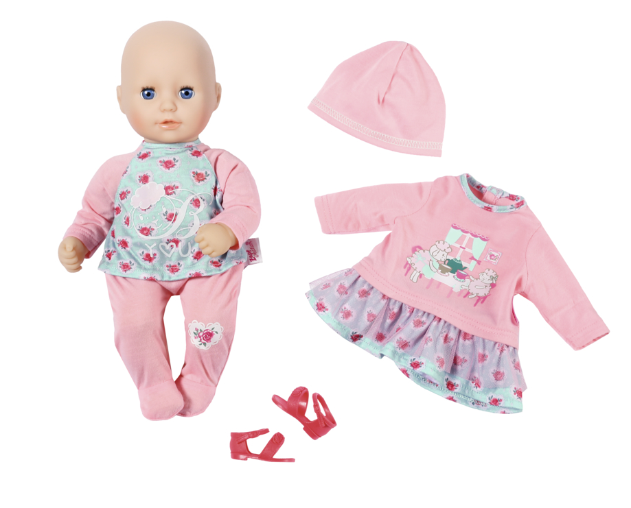 ZAPF - Baby Annabell Little Annabell+oblečenie, 36Cm