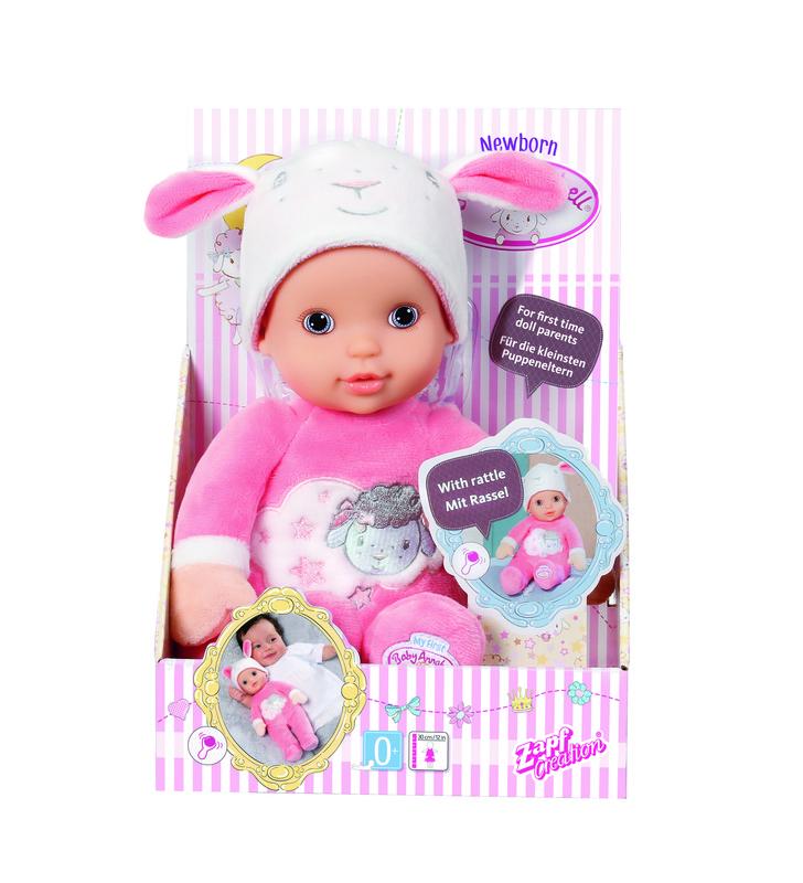ZAPF - Baby Annabell Newborn Novorodenec, 30 cm
