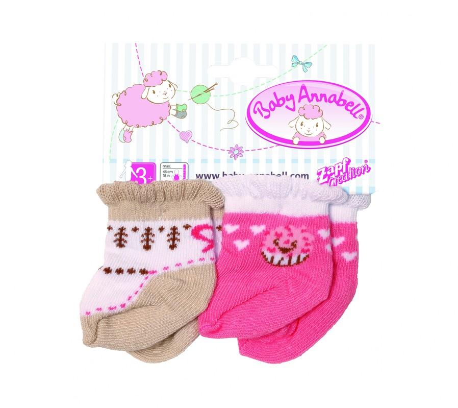 ZAPF - Baby Annabell Ponožky, 2 druhy