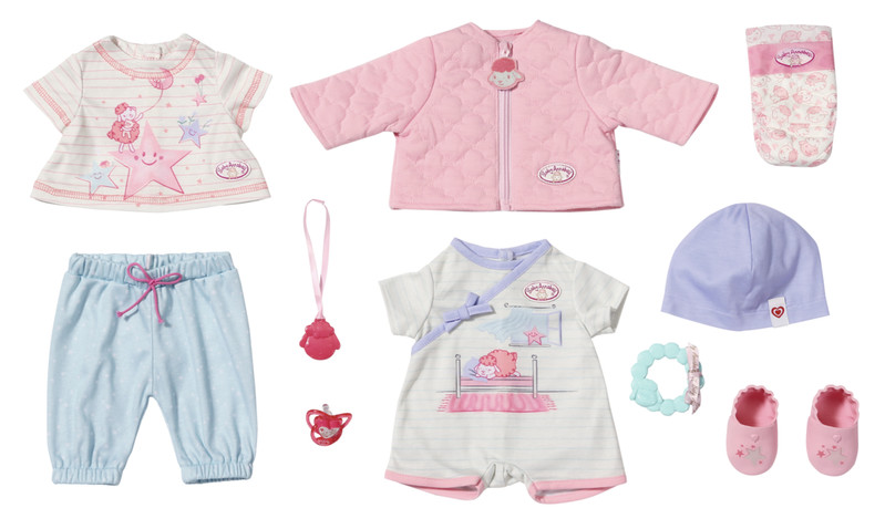ZAPF - Baby Annabell Súprava oblečenia
