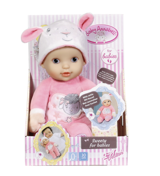 ZAPF - Baby Annabell Sweetie For Babies, 30Cm