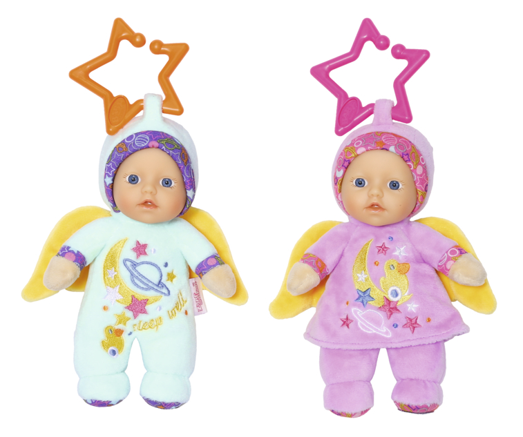 ZAPF - Baby Born Angel For Babies, 2 Druhy, 18Cm