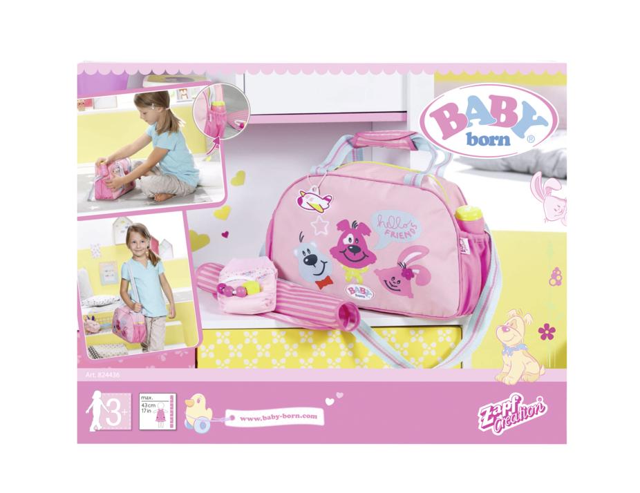 ZAPF - Baby Born Batoh Na Prebalovanie