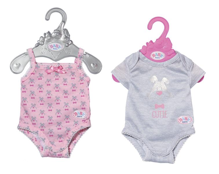 ZAPF - Baby Born Body, 2 Druhy, 43 Cm