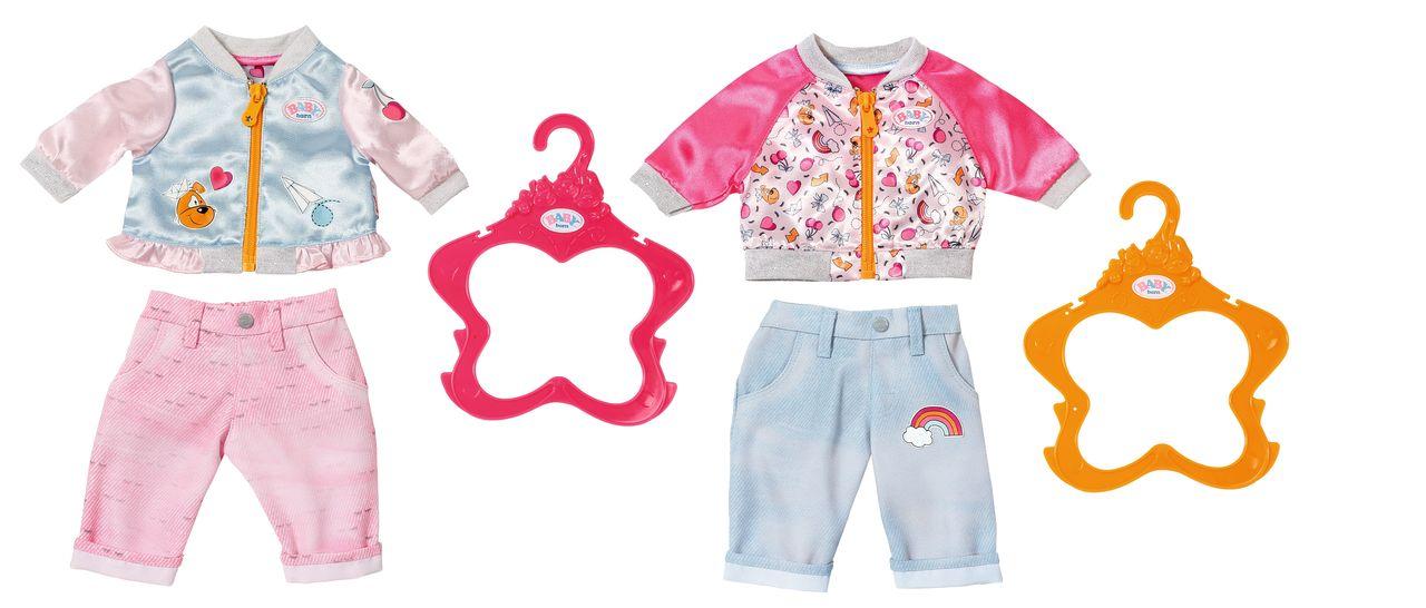 ZAPF - Baby Born Bunda a nohavice, 2 druhy