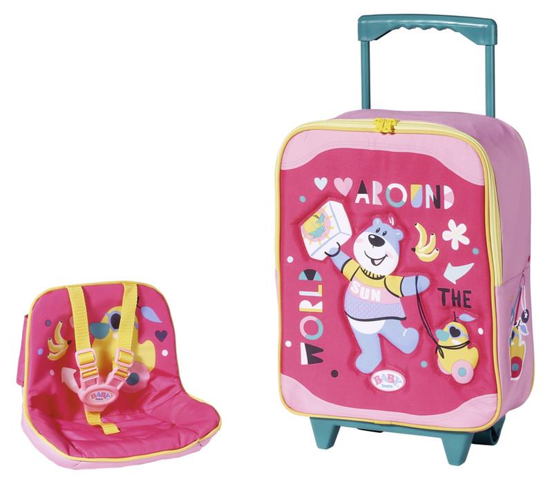 ZAPF - BABY born Cestovný kufrík so sedačkou pre bábiky