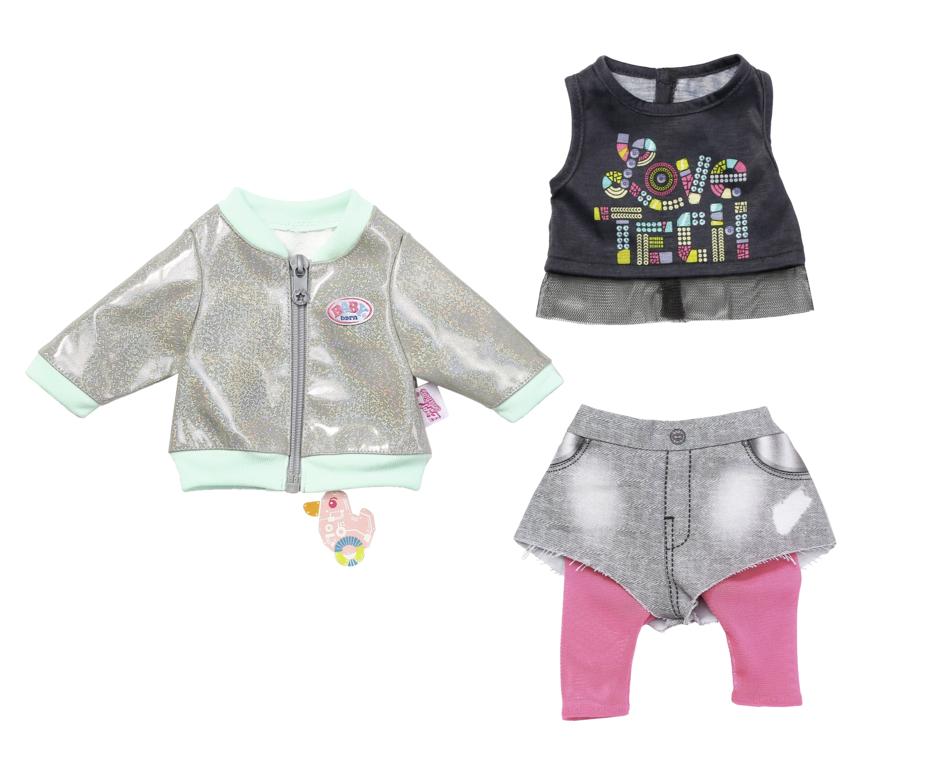 ZAPF - Baby Born oblečenie do mesta