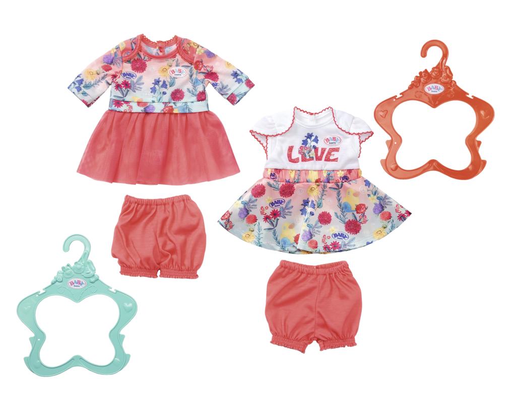 ZAPF - Baby Born Oblečenie Na Bábätko, 2 Druhy