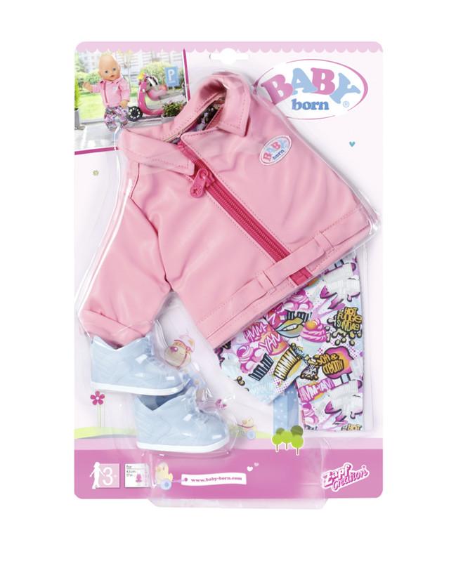 ZAPF - Baby Born oblečenie na skúter