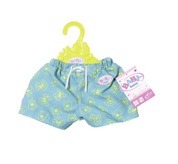 ZAPF - Baby Born Plavky Kraťasy, 2 Druhy