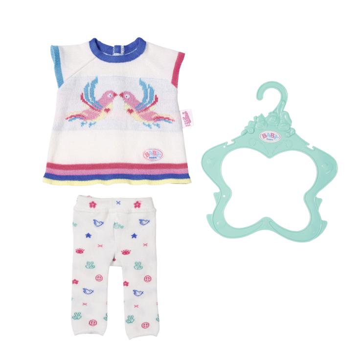 ZAPF - Baby Born pletené oblečenie