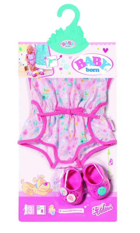 e8cdb52d8cb8 ZAPF - Baby Born Pyžamo a papučky - Market24.sk