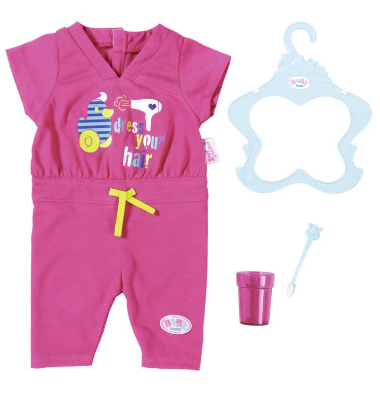 ZAPF - BABY born Pyžamo s kefkou na zuby