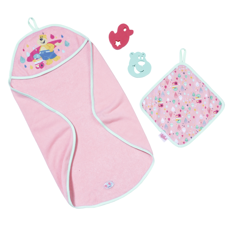 ZAPF - Baby Born sada s ručníkom
