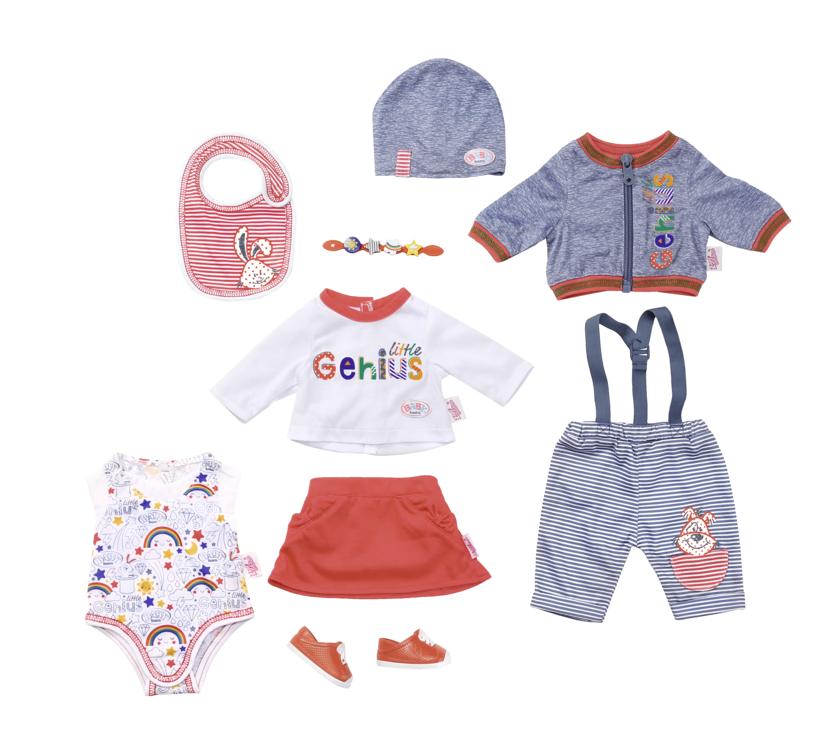ZAPF - Baby Born súprava oblečenia Deluxe