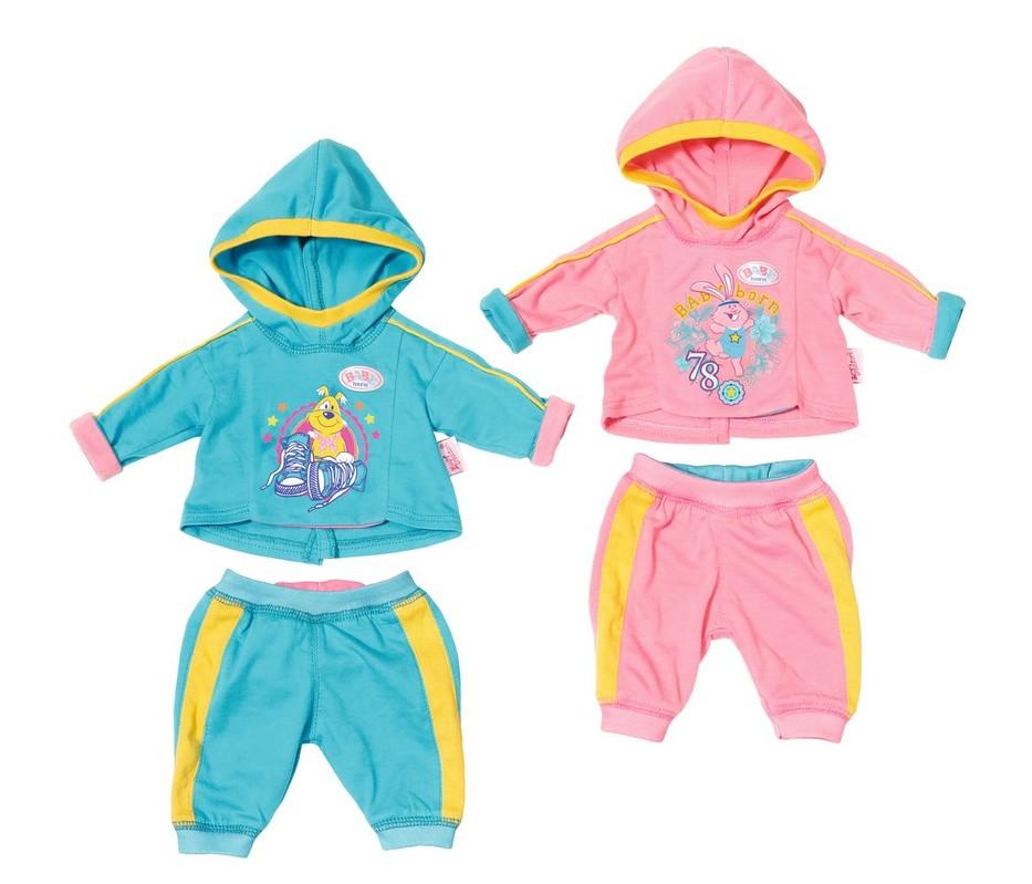 ZAPF - Baby Born Tepláková súprava, 2 druhy