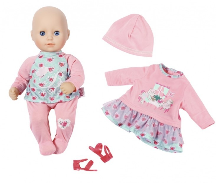 ZAPF CREATION - Bábika Baby Annabell Little 36cm + šaty 702109