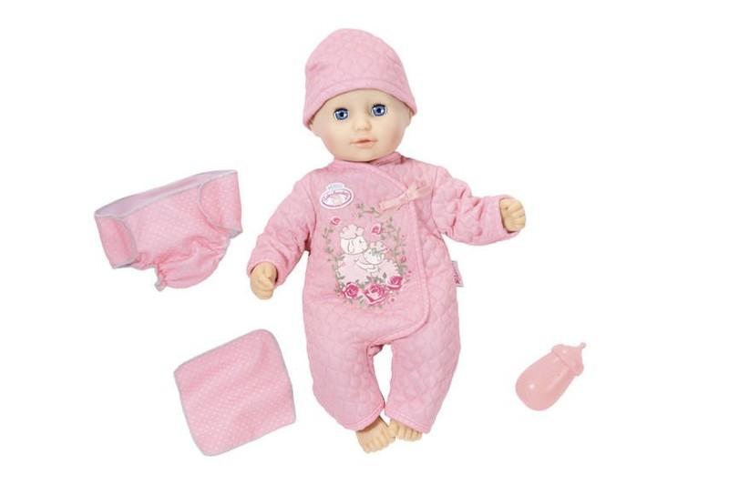 ZAPF CREATION - Bábika Baby Annabell My First baby fun 700594