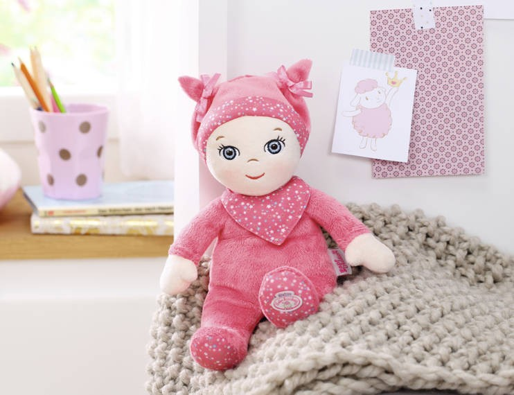 ZAPF CREATION - Bábika Baby Annabell Newborn soft 700006