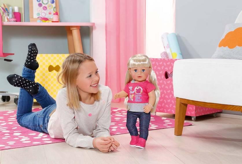 ZAPF CREATION - Bábika Baby Born Staršia sestrička 820704