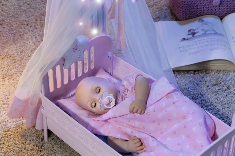ZAPF CREATION - Baby Annabel Postieľka Sladké dni 700068