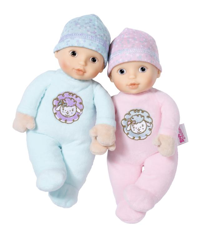 ZAPF CREATION - Baby Annabell for babies Miláčik, 2 druhy, 22 cm
