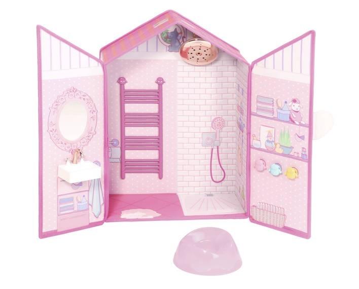 ZAPF CREATION - Baby Annabell Kúpeľňa 701119
