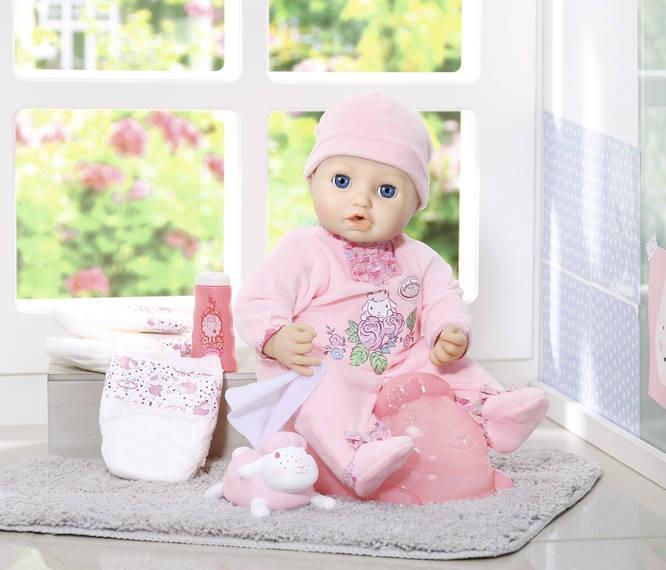 ZAPF CREATION - Baby Annabell Súprava učím sa na nočník 700310