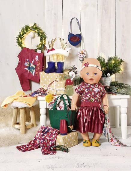 ZAPF CREATION - Baby Born Adventný kalendár 826713