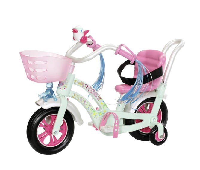 ZAPF CREATION - BABY Born bicykel 827208