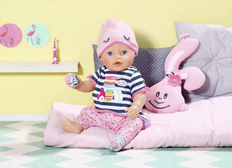 ZAPF CREATION - Baby Born Deluxe pyžamko a doplnky 824627