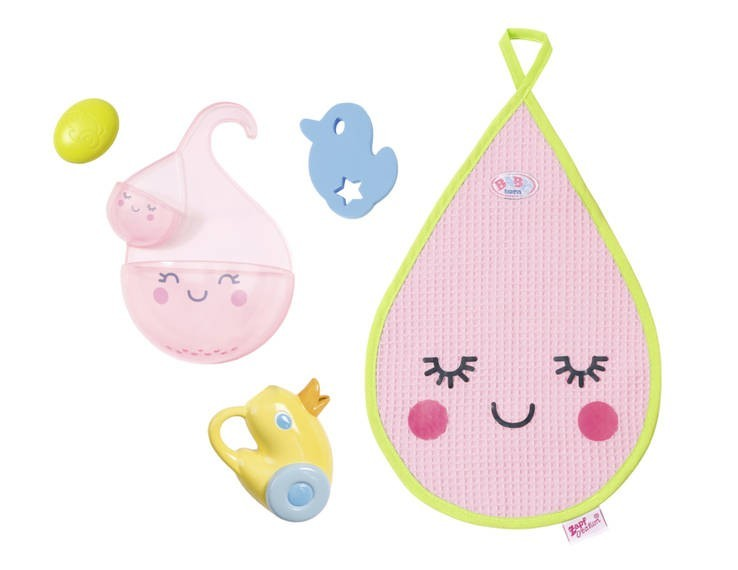 ZAPF CREATION - BABY Born Doplnky do kúpeľne 824641