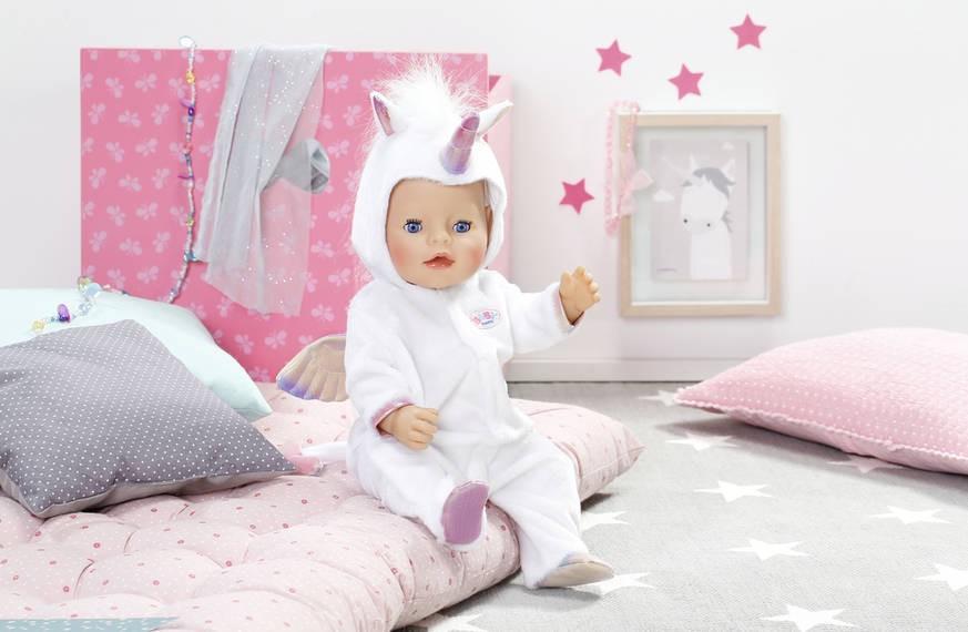 ZAPF CREATION - BABY Born Kostým jednorožec 824955