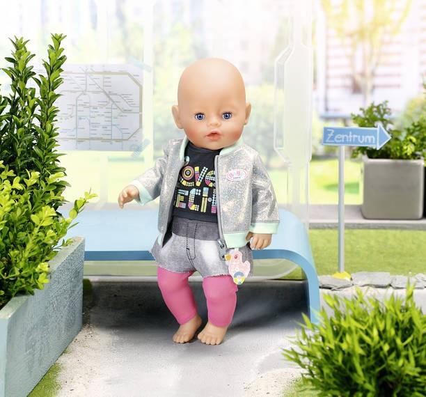 ZAPF CREATION - BABY Born Oblečenie do mesta 43 cm 827154
