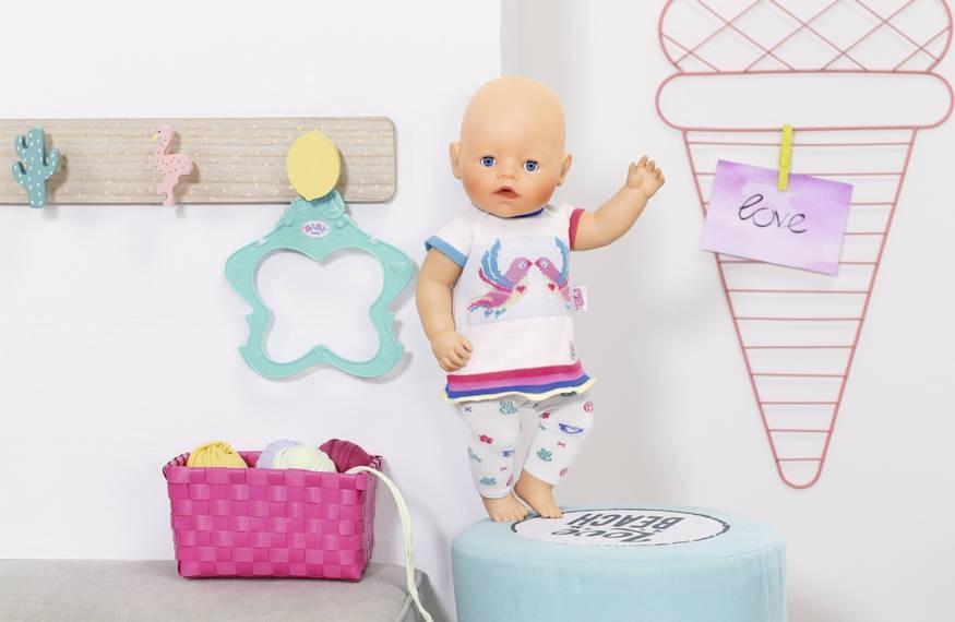 ZAPF CREATION - BABY Born Pletené oblečenie na von 43 cm 826966