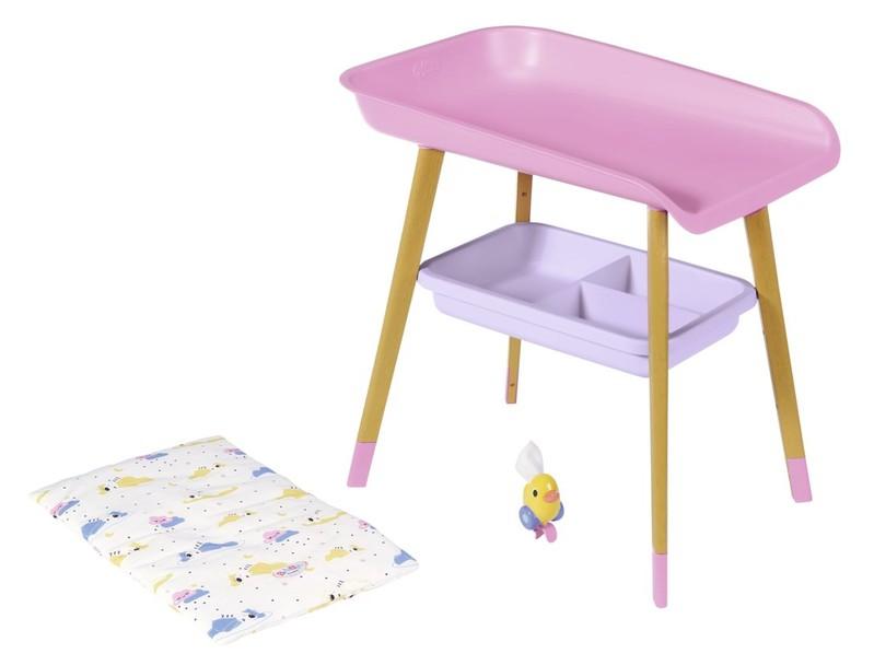 ZAPF CREATION - BABY born Prebaľovací stôl