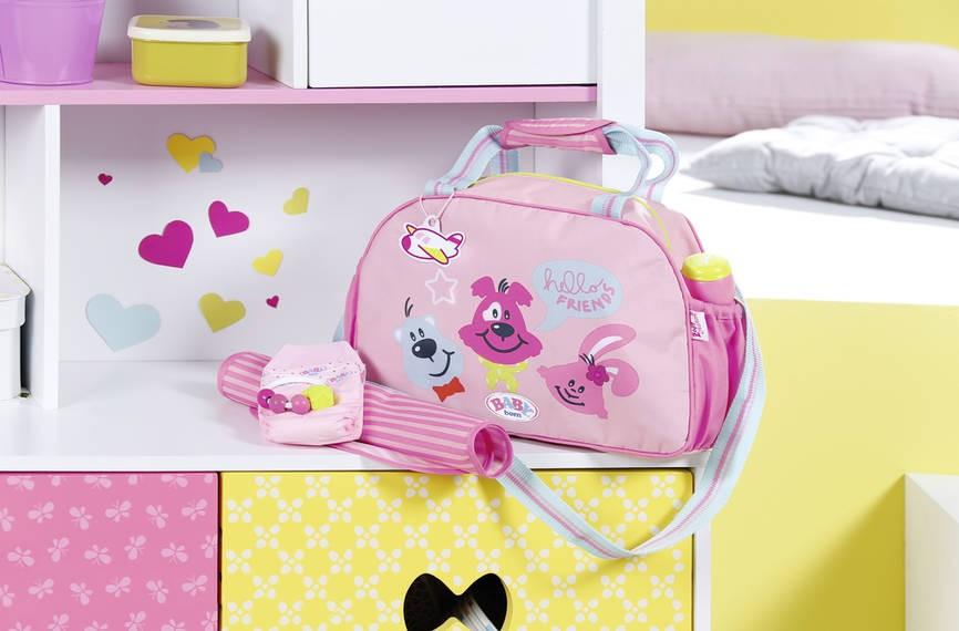 ZAPF CREATION - BABY Born Prebaľovacia taška 824436