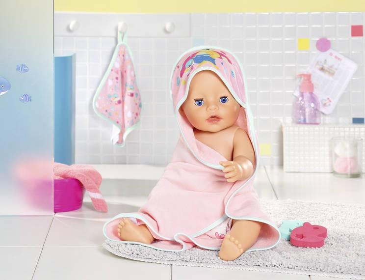 ZAPF CREATION - BABY Born Sada s osuškou 827444
